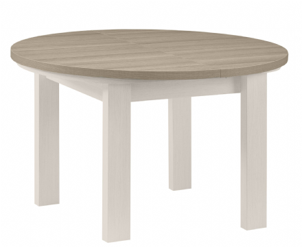 Grey Oak or White Ash Round Table